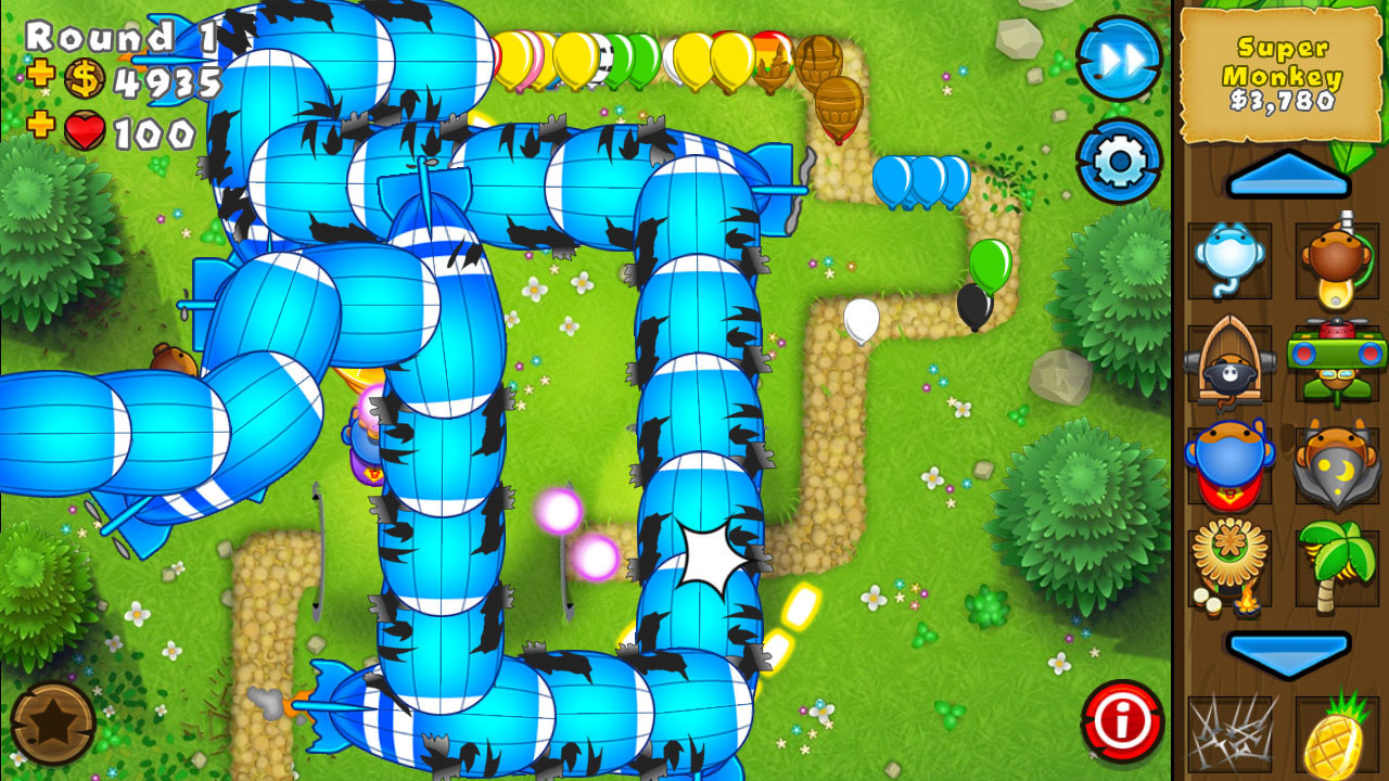 bloons td 5 deluxe download pc